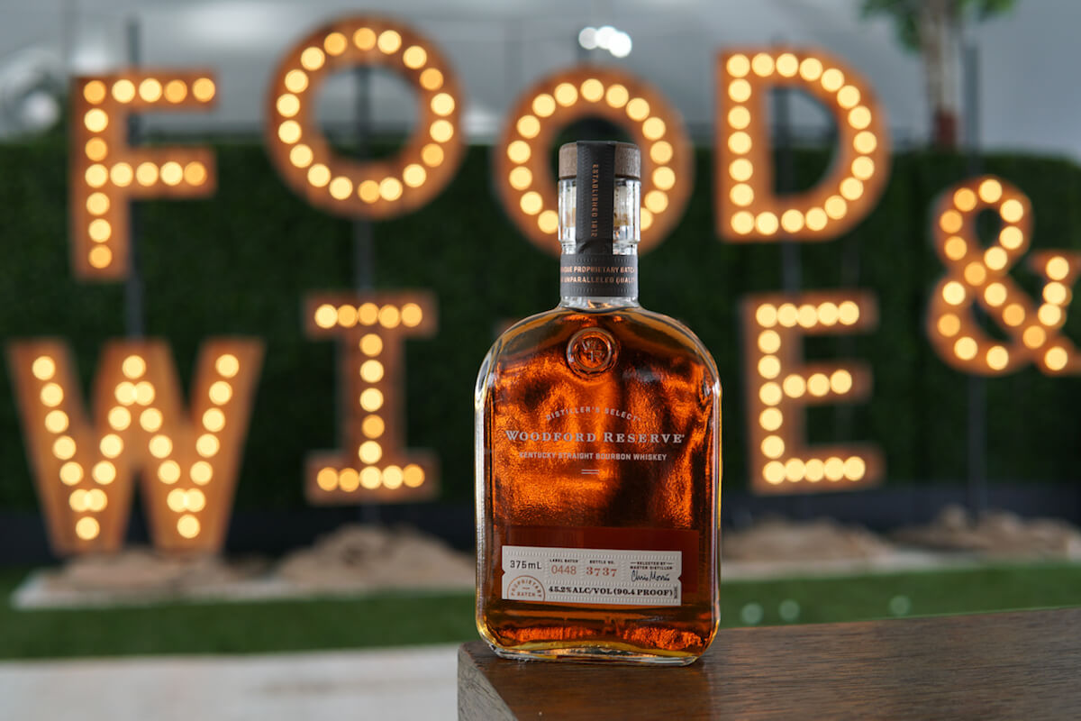 Friends Food Woodford Reserve The Perfect Pairing San Diego Bay Wine Food Festival