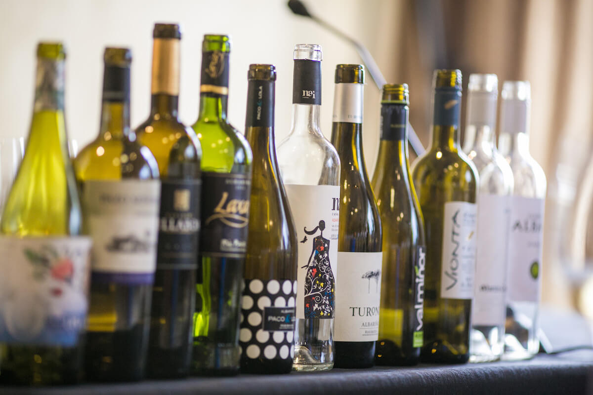 Exotic Wines Of Lodi Blind Taste Challenge San Diego Bay